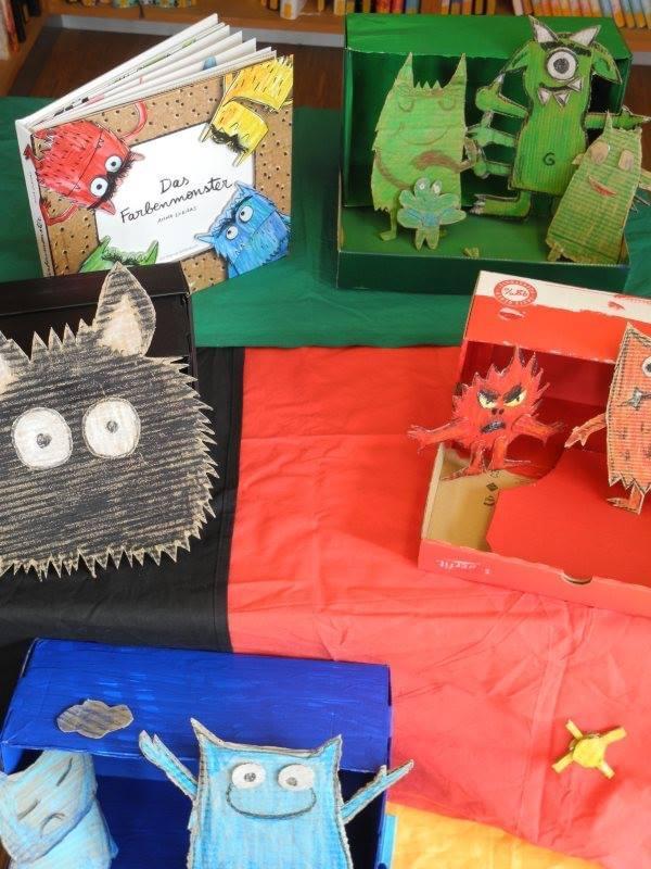 Bücherkonfetti: bunte Vorleseseminare und Literaturpädagogik zum Anfassen