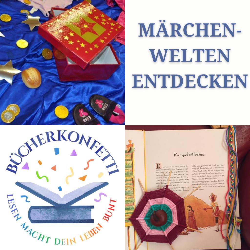 Seminar zum Thema Märchen für Kindergarten, Grundschule oder Kindergruppen